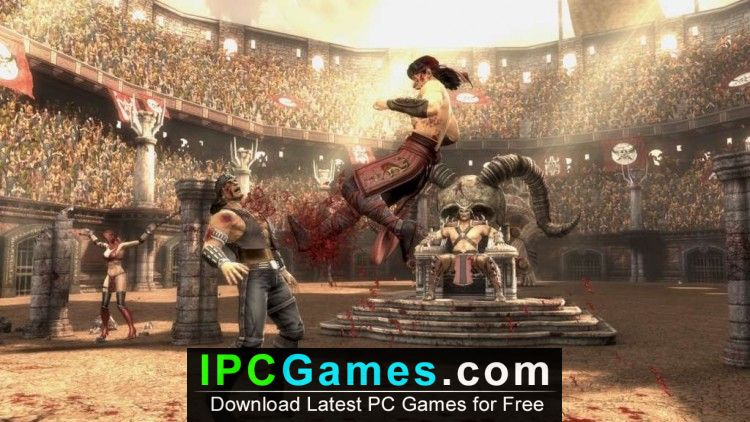 Mortal Kombat Komplete Edition Free Download - IPC Games