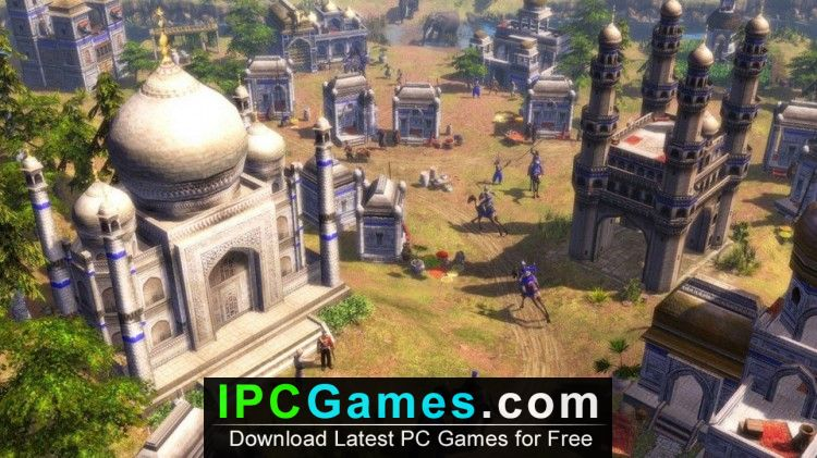 Age Of Empires 3 Free Download Ipc Games
