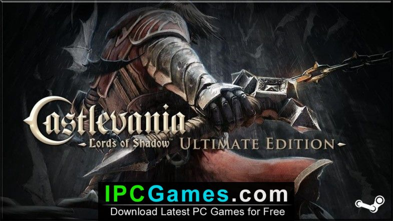 castlevania lords of shadow ultimate edition pc download