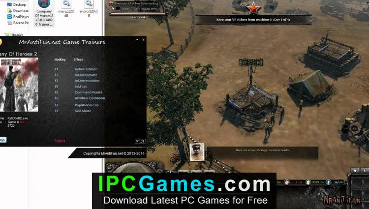 Company of heroes 2 download full game free the paris hotel casino