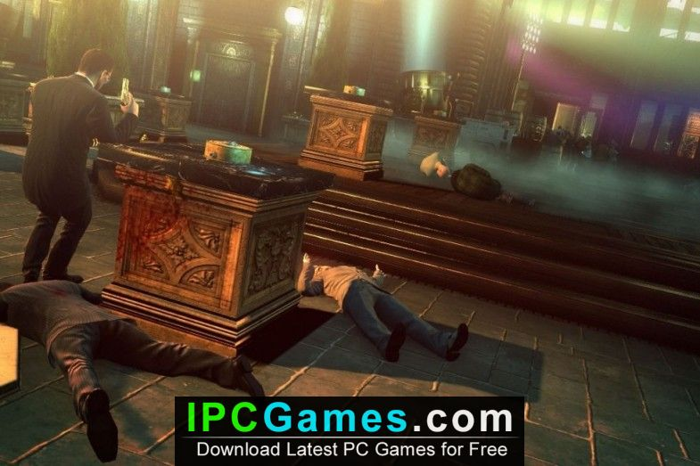 Hitman Sniper Challenge Game Free Download - IPC Games
