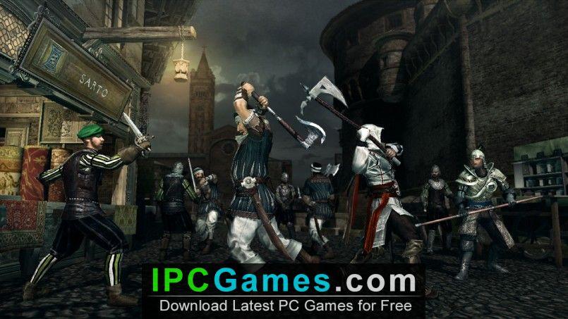 Assassins Creed II Repack Free Download - IPC Games