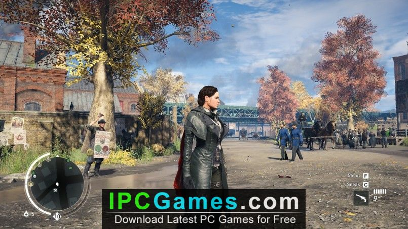 SCARICARE ASSASSINS CREED SYNDICATE