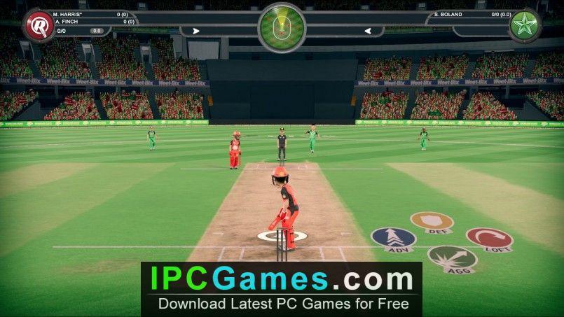 Big Bash Boom Free Download - IPC Games
