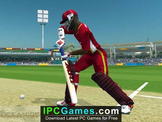 Brian lara international cricket 2007 — download.