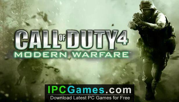 call of duty 4 modern warfare pc free