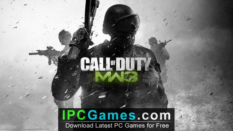 Call Of Duty Modern Warfare 3 Free Download - IPC Games