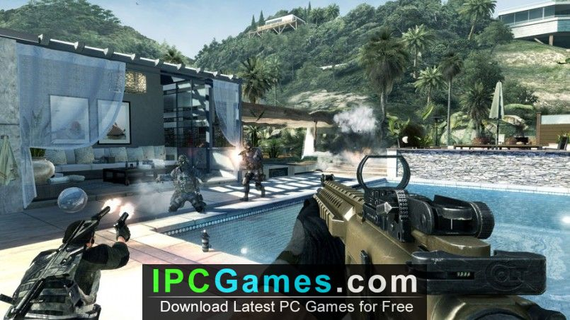 Call Of Duty Modern Warfare 3 Free Download Ipc Games