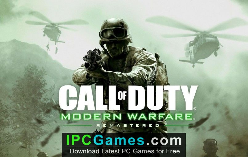 Call Of Duty Modern Warfare Remastered Free Download Ipc Games