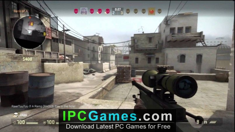 Counter Strike Global Offensive Repack Free Download - IPC Games