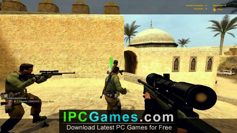 counter strike 1.7 game free download full version for pc