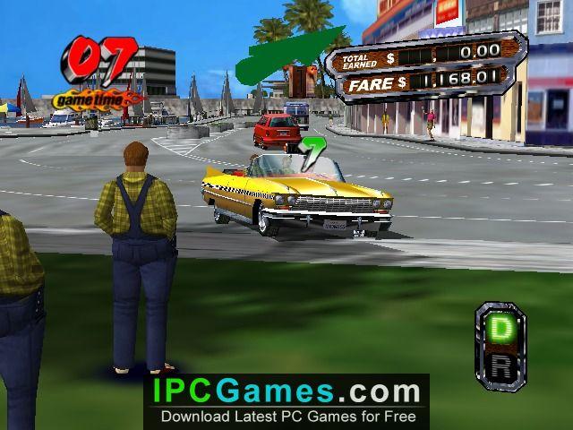 Sega Crazy Taxi Free Download