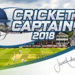 Cricket Captain 2018 Free Download