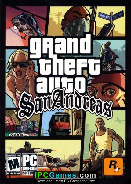 gta san andreas free download for pc windows 7 64 bit