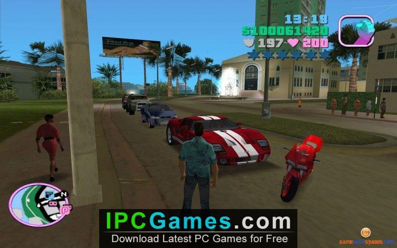 games like gta vice city offline