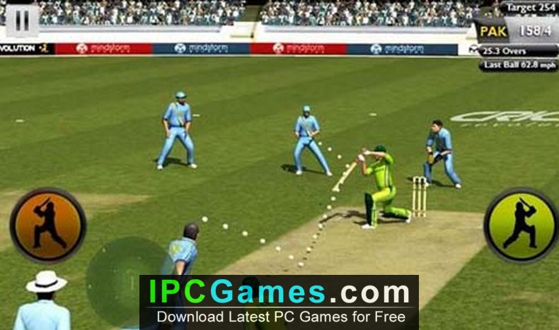 ipl cricket games 2012 free download for windows 7