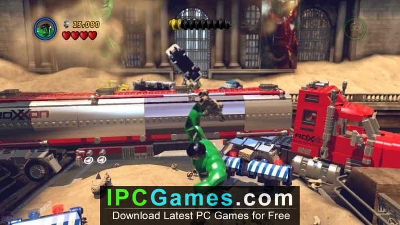 Lego Marvel Avengers Free Download Ipc Games