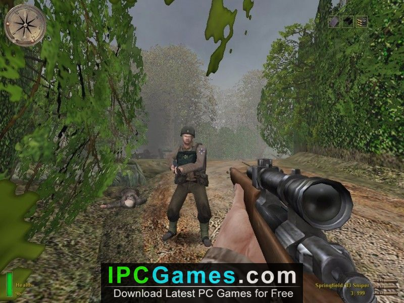 Medal of honor: pacific assault (1 player) free download.
