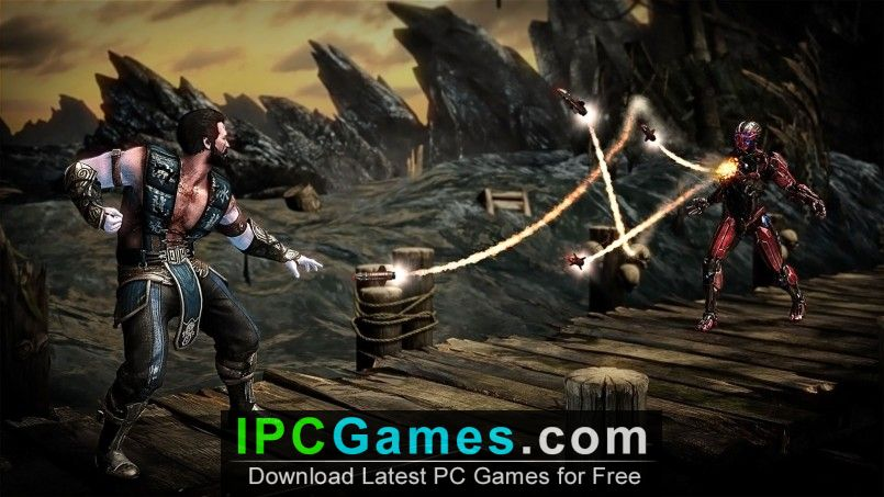 Mortal Kombat XL Free Download - IPC Games
