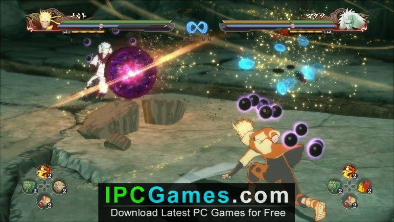 NARUTO SHIPPUDEN Ultimate Ninja STORM 4 Free Download - IPC