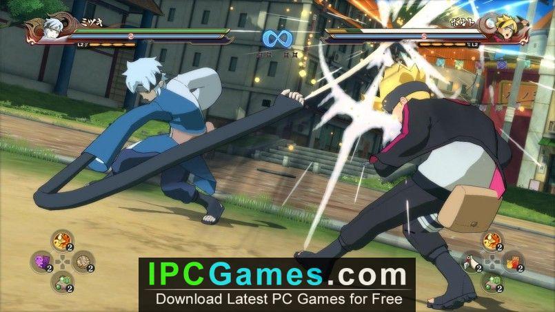 NARUTO SHIPPUDEN Ultimate Ninja STORM 4 Free Download - IPC Games