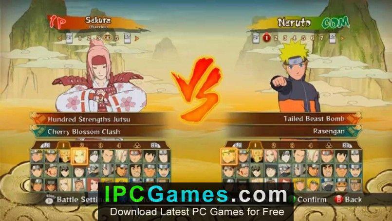 Naruto Shippuden Ultimate Ninja Storm Revolution Free Download Ipc Games