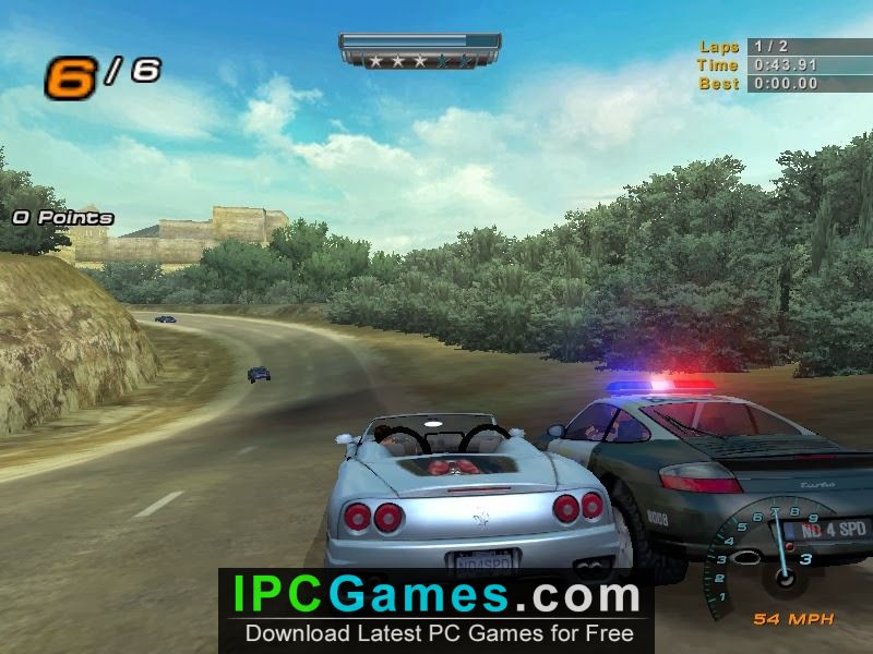 Need For Speed Hot Pursuit 2 Free Download Ipc Games