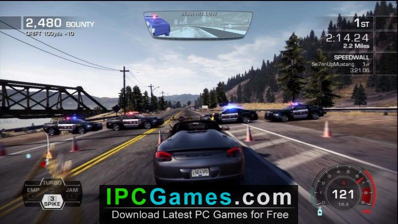 Need For Speed Hot Pursuit Game Free Download - IPC Games
