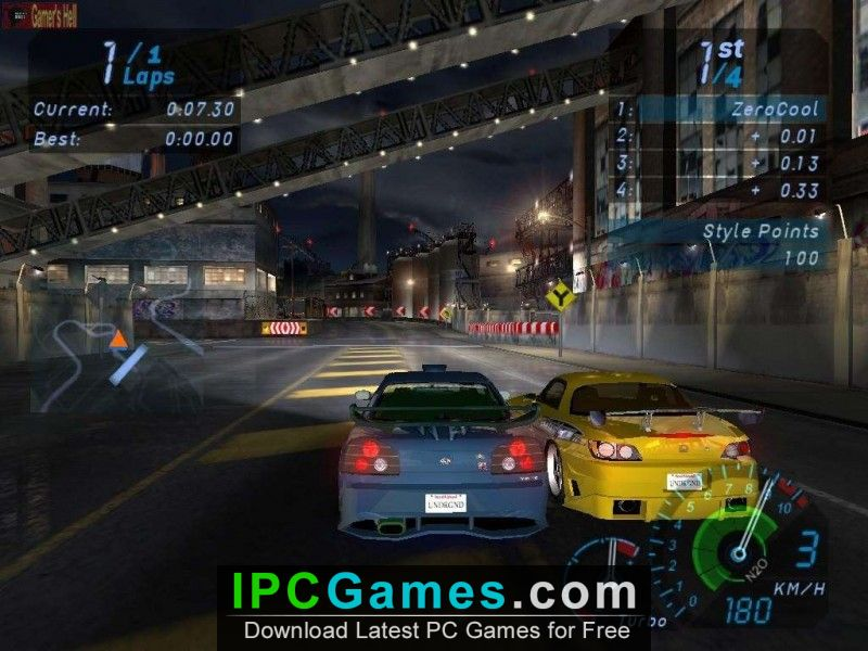 Need For Speed Underground 2 Free Download Ipc Games