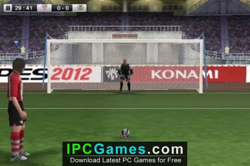 Pro Evolution Soccer 2012 Free Download - IPC Games
