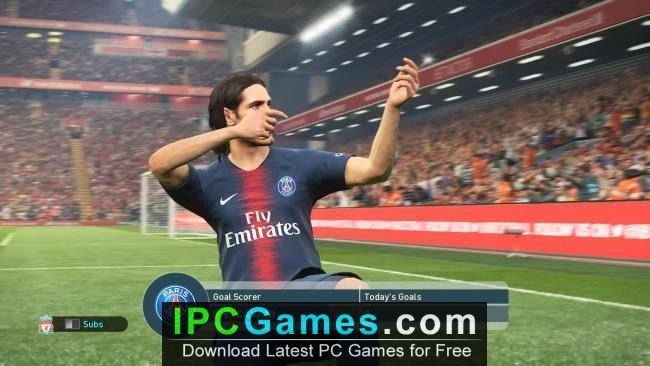 Pro Evolution Soccer 2019 Free Download - IPC Games