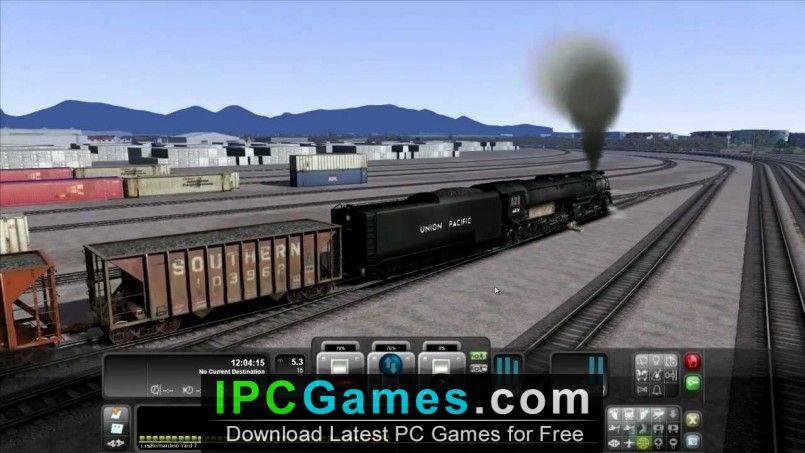Download Game Railroad Train Simulator Gratis