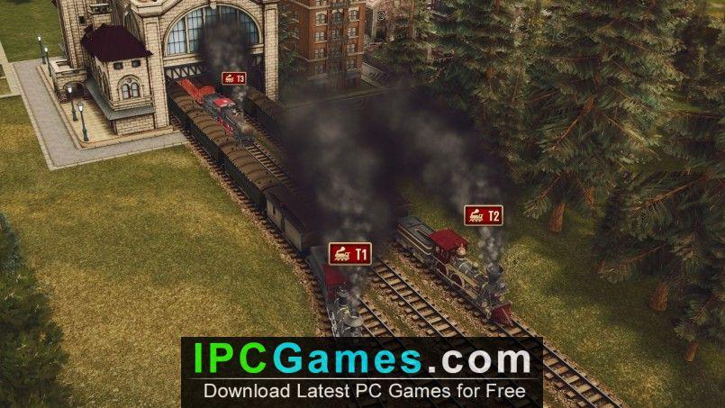 Railroad Corporation Free Download - IPC Games