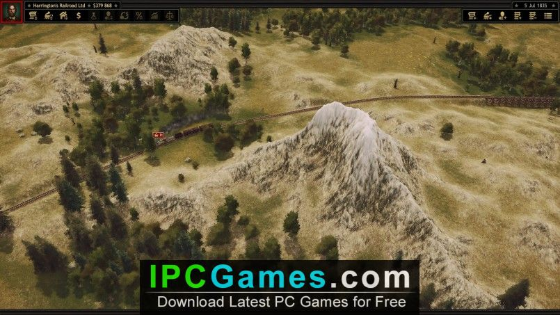 Railroad Corporation Free Download - IPC Games