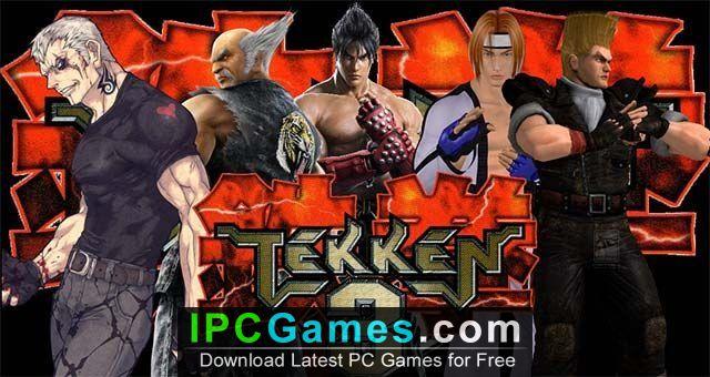 Tekken 3 Setup Free Download - IPC Games