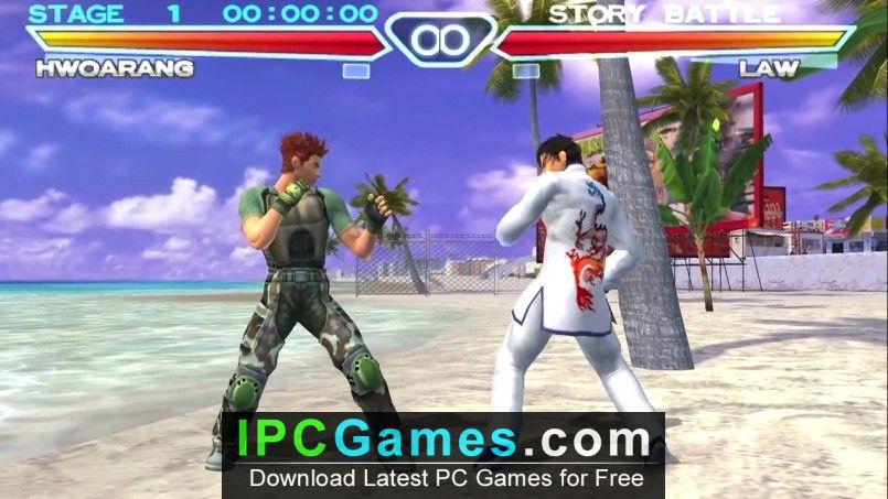 Tekken 4 Setup Free Download - IPC Games