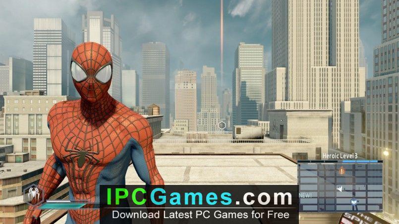 free download game spiderman 2