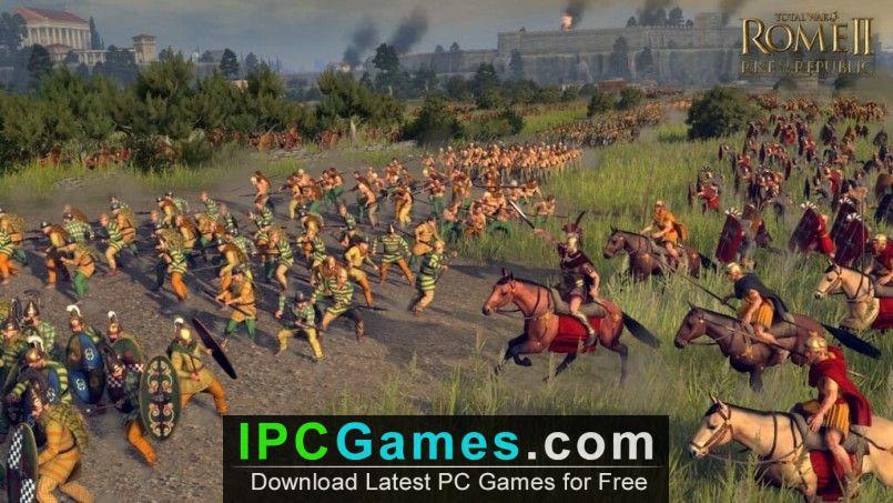 Total War Rome II Free Download - IPC Games