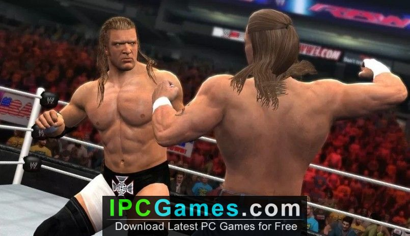 Wwe 2k13 Pc Game free. download full Version