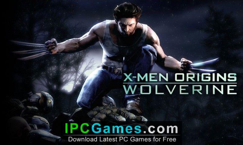 X Men Origins Wolverine Free Download Ipc Games