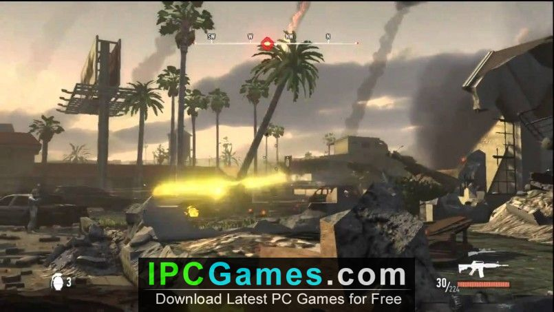 download battle los angeles game pc free