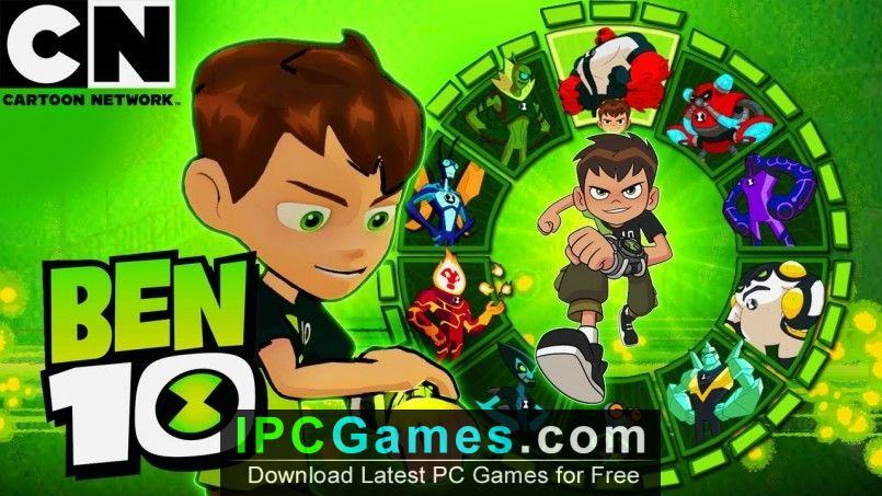 ben ten free games download pc