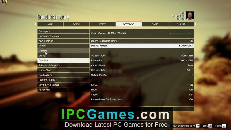 GTA 5 setup Free Download - IPC Games