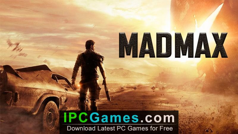 Mad max download game