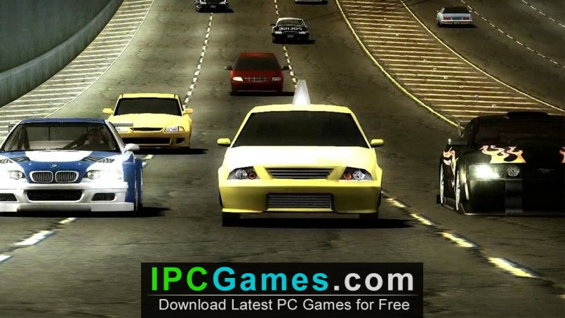 Need For Speed Most Wanted Black Edition Free Download - IPC