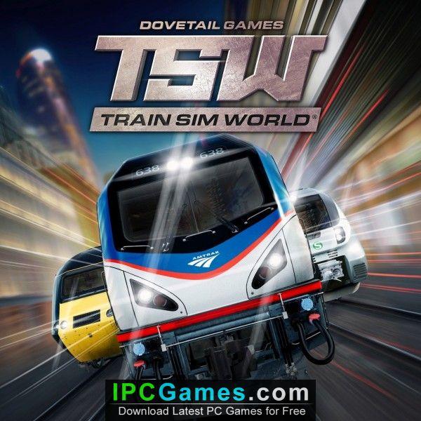 Train Sim World Free Download - IPC Games