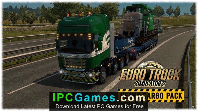 Euro truck simulator 2 - heavy cargo pack download free pc