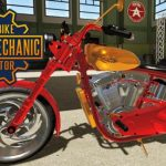 Biker Garage Mechanic Simulator Free Download