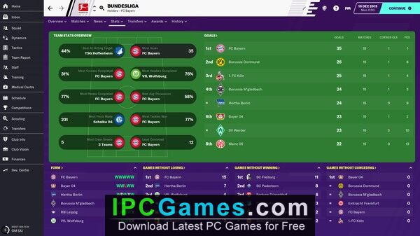Football Manager 2020 Free Download Ipc Games